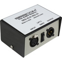 Sescom SES-XLR-ISO-01 Single Channel XLR Audio Isolation Transformer