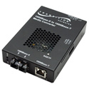 Transition Networks SGETF1013-110 Gigabit Ethernet Media Converter