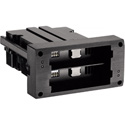 Shure AXT901 Axient Digital 2-Battery Charging Module for AXT910 Bodypack Batteries - Fits Into SBRC-US Rack Charger