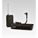 Shure BLX14/B98-H8 Instrument Wireless System - H8 518-542 MHz