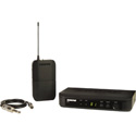 Shure BLX14-H10 Bodypack Wireless Instrument System - H10 542 - 572 MHz