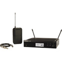 Shure BLX14R-H10 Bodypack Wireless Instrument System - H10 542 - 572 MHz