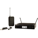 Shure BLX14R/W85-H8 Lavalier Wireless Microphone System - H8 518-542 MHz