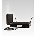 Shure BLX14R/W93-H8 Lavalier Wireless Microphone System - H8 518-542 MHz