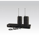 Shure BLX188-CVL-H8 Dual Channel Lavalier Wireless System H8 - (518-542 MHz)