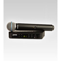 Shure BLX24/B58-H8 BETA58 Handheld Wireless Mic System - H8 518-542 MHz