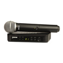 Shure BLX24/PG58-H10 Handheld Wireless System - H10 542 - 572 MHz
