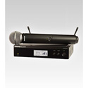 Shure BLX24R/SM58-H8 SM58 Handheld Wireless Microphone System - H8 518-542 MHz