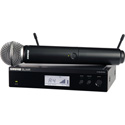 Shure BLX24R/SM58-J10 SM58 Handheld Wireless Microphone System - J10 584-608 MHz