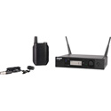 Shure GLXD14R/85 GLXD Advanced Cardioid Lavalier Wireless Microphone System with WL185 Mic