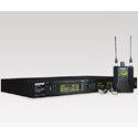 Shure PSM1000 Wireless System with (2) Bodypack Receivers and (2) SE425-CL Headp