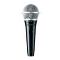 Shure PG Alta PGA48-XLR Cardioid Dynamic Vocal Microphone - XLR-XLR Cable