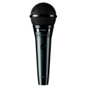 Shure PG Alta PGA58-QTR Cardioid Dynamic Vocal Microphone - XLR-1/4 Inch Cable