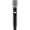 Shure QLXD2/Beta 87A-J50 Handheld Transmitter with Beta87A Microphone - (572 - 6