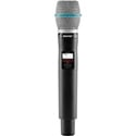 Shure QLXD2/Beta 87C-L50 Handheld Transmitter with Beta87C Microphone - (632 - 696 MHz)