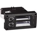 Shure SBM910M SBRC Rack Charging Module - Charges Two SB910M Rechargeable Batteries