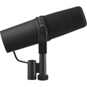 Shure SM7B Dynamic Cardioid Speech/Vocal/Voice-Over Broadcast Microphone