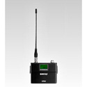 Shure UR1M Wireless Micro-Bodypack Transmitter - Threaded TA4F - H4 518-578 MHz