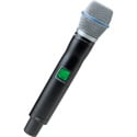 Shure UR2/BETA87A Handheld Transmitter with BETA87A Microphone - G1