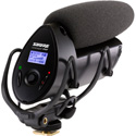 Shure VP83F LensHopper Camera-Mount Shotgun Condenser Mic with Flash Recorder