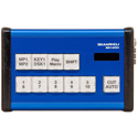 Skaarhoj E21-KP01 ATEM Switcher Control with Broadcast Buttons and Status Display