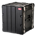SKB 2 Space ATA Road Rack Case