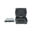 SKB 3I-2217-82U iSeries Case with Removable 2U Rack Cage (13 Inches Deep) and TSA Locking Latches