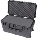SKB 3I-2914-15BC 29 x 14 x 15 Inch Waterproof Case with Cubed Foam