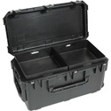 SKB 3I-2914-15BT 29 x 14 x 15 Inch Waterproof Case with Wheels and Trays