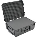 SKB 3I-3424-12BC 34 Inch x 24 Inch x 12 Inch Waterproof Case with cubed foam & Wheels
