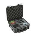 SKB 3i0907-4-SWK Mil Std. Waterproof Sennheiser SW Wireless Mic Case