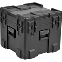 SKB 3R2222-20B-C Roto-Molded Mil-Standard Utility Case with Cubed Foam