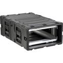 SKB 3RR-4U30-25B 4U Removable Shock Rack - 30 Inches Deep