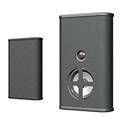Innovox SL-1.1 US BLK Slim Line Single 4 Inch  LF 1 Inch Dome 1 5/8 Inch Deep Contoured Profile Speaker