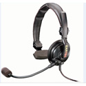 Eartec SS5XLRF - Slim-Line Single Headset with 5-Pin XLR Female