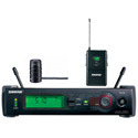 Shure SLX Wireless Bodypack System with WL185 Mic - J3 Freq Range B-Stock(refurb