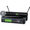 Shure SLX24/SM58-G5 SLX Wireless System SM58 Handheld Mic - G5 B-Stock (no box)