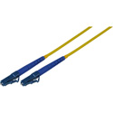 5-Meter 9u/125u Fiber Optic Patch Cable Singlemode Simplex LC to LC - Yellow