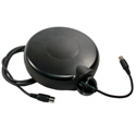 Stage Ninja 22 ft Retractable MIDI Cable Reel