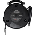 Stage Ninja SPK-58QI 58 Ft. Retractable 1/4-Inch Speaker Cable Reel