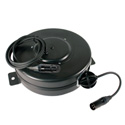 Stage Ninja 61 ft Male Retractable Microphone Cable Reel