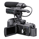 Sony HXRNX30U Palm-Sized HD Camcorder