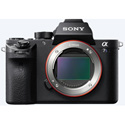Sony ILCE7SM2/B A7S II E-Mount Camera with Full Frame Sensor - Body Only