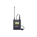 Sony UTXB03/14 UWP-D Series Bodypack Transmitter w/Omni Lavalier Mic CH14