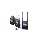 Sony UWPD16/30 Lav Mic - Bodypack - TX Plug-on TX - Portable RX Wireless System
