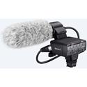 Sony XLR-K2M Camcorder XLR Adapter Kit with Mic