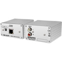 Sonifex CM-ULR1 Unbalanced to Balanced Converter Passive - Phono to RJ45