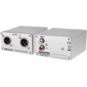 Sonifex CM-ULX1 Unbalanced to Balanced Converter Passive - Phono to XLR