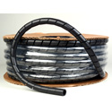 Spiralwrap 1/2inx100ft Spool Black