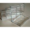 Clear Plastic Audio Cassette Case